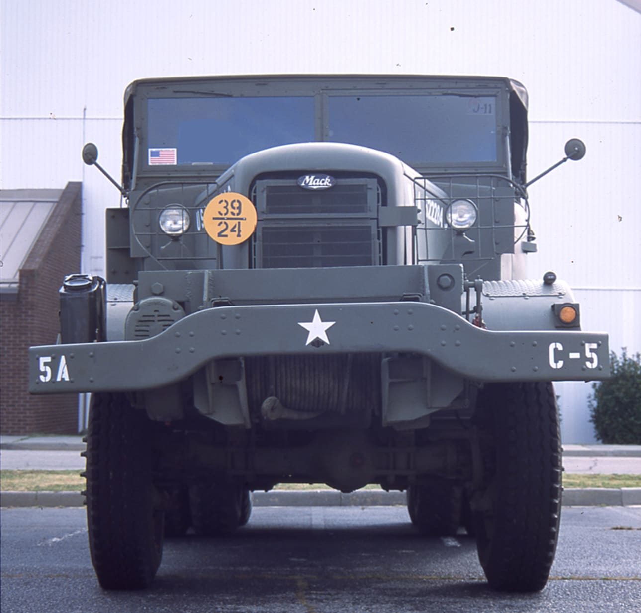 6. Wheeled Military Vehicles Larger than 2-1/2-tons