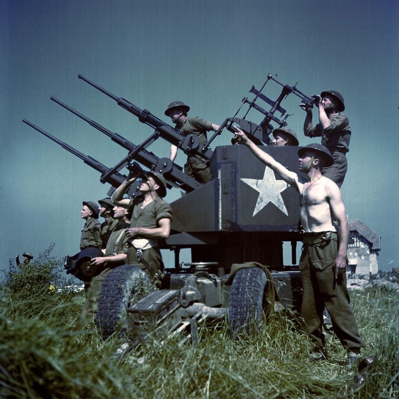 Weapons, Ordnance, Artillery