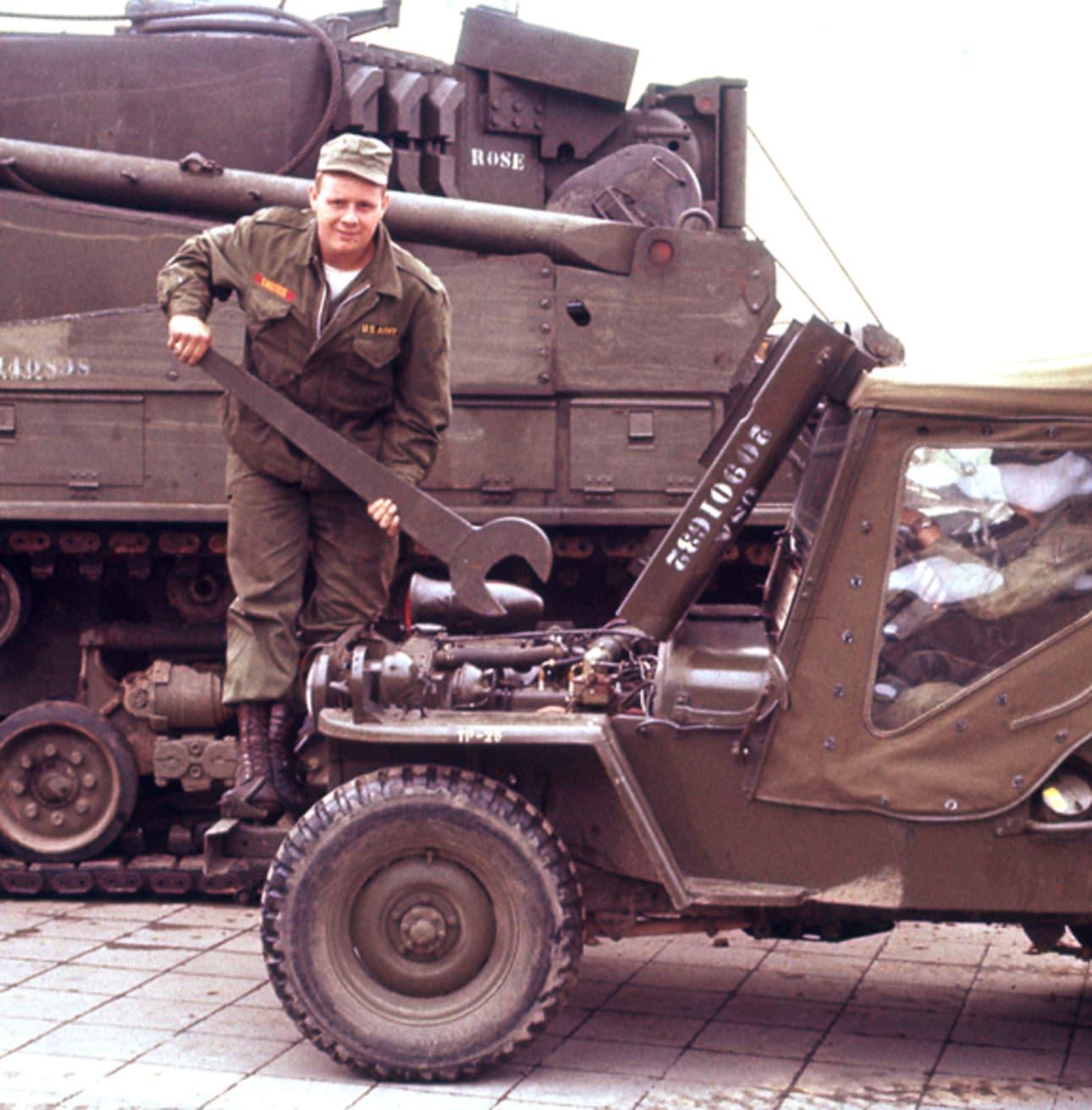 Military Vehicle Glossary