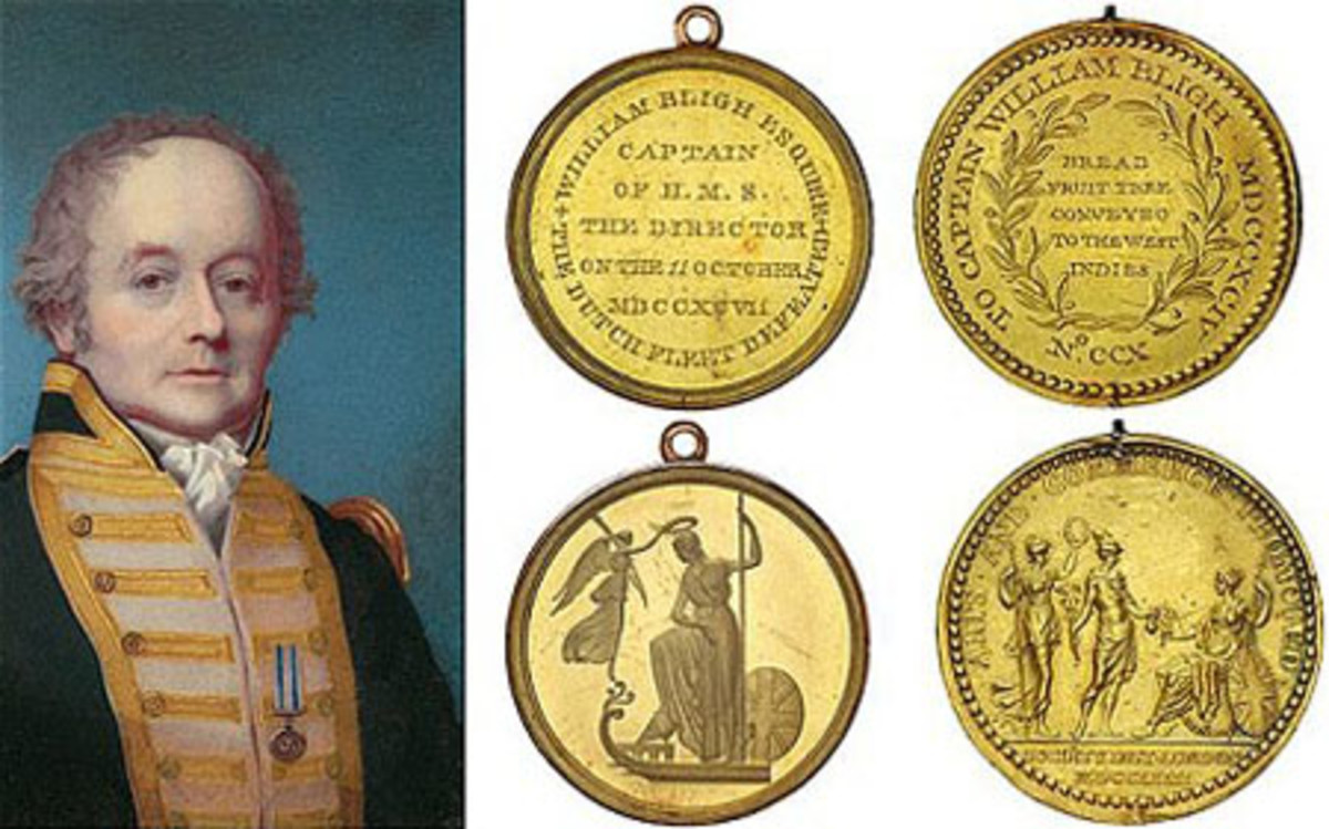 Blighs-medals