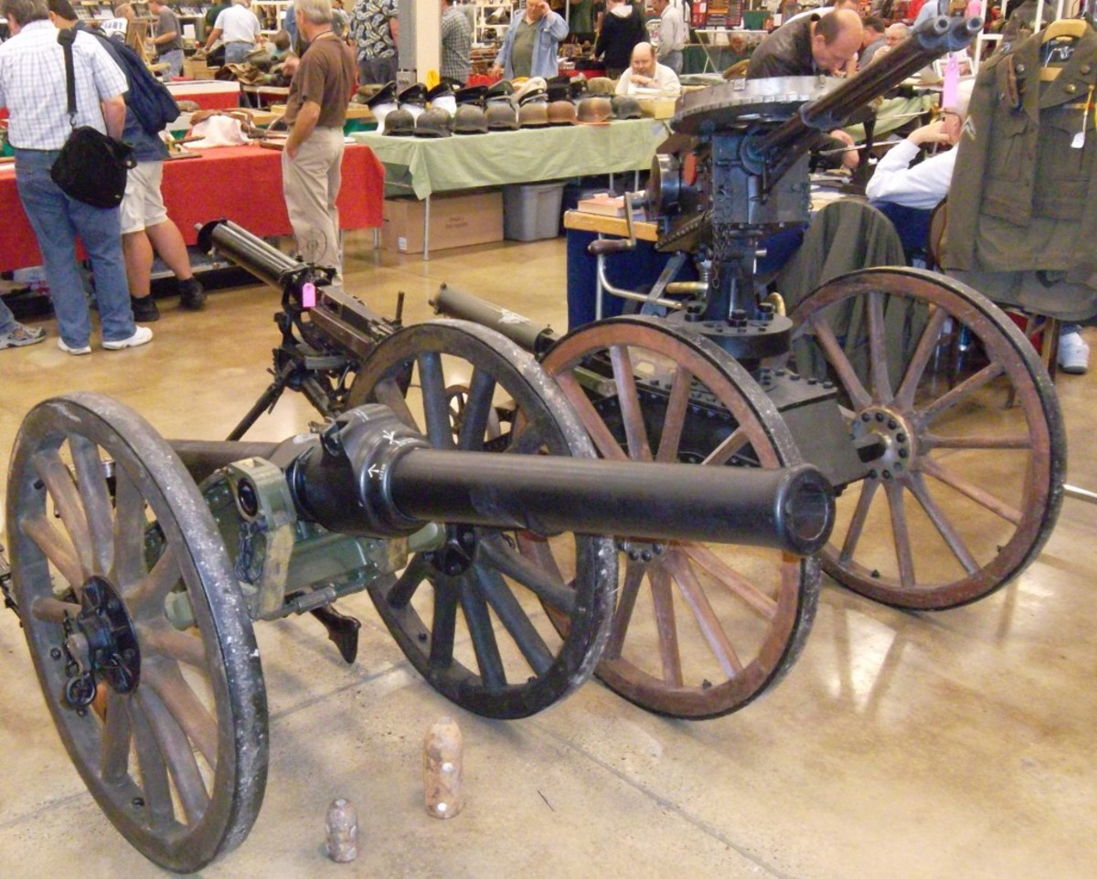 """Some """"heavy"""" artillery from IMA-USA. Who doesn't need a cannon for their front lawn?"""