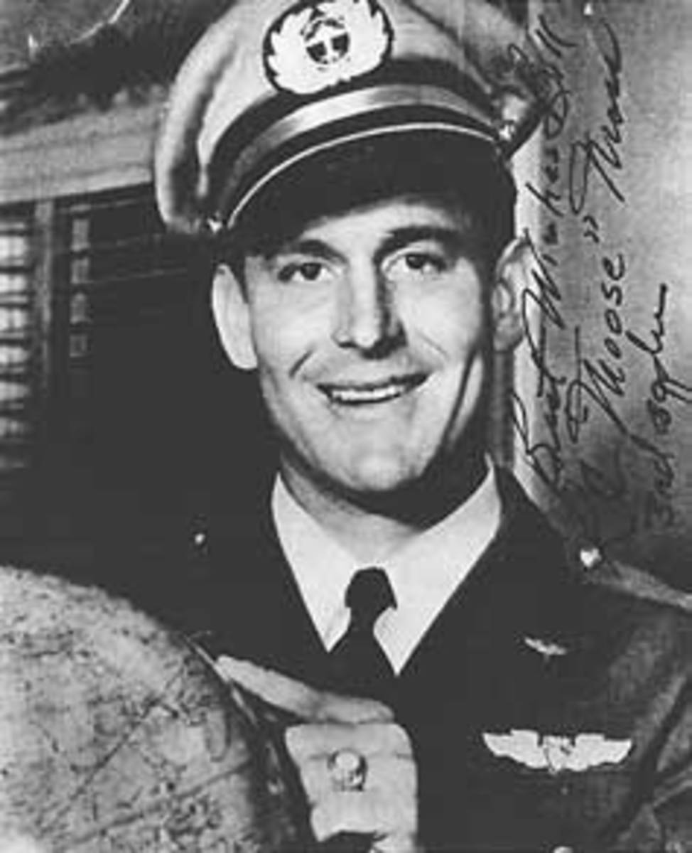 Robert C. Moss flew with the 3rd Pursuit Squadron.