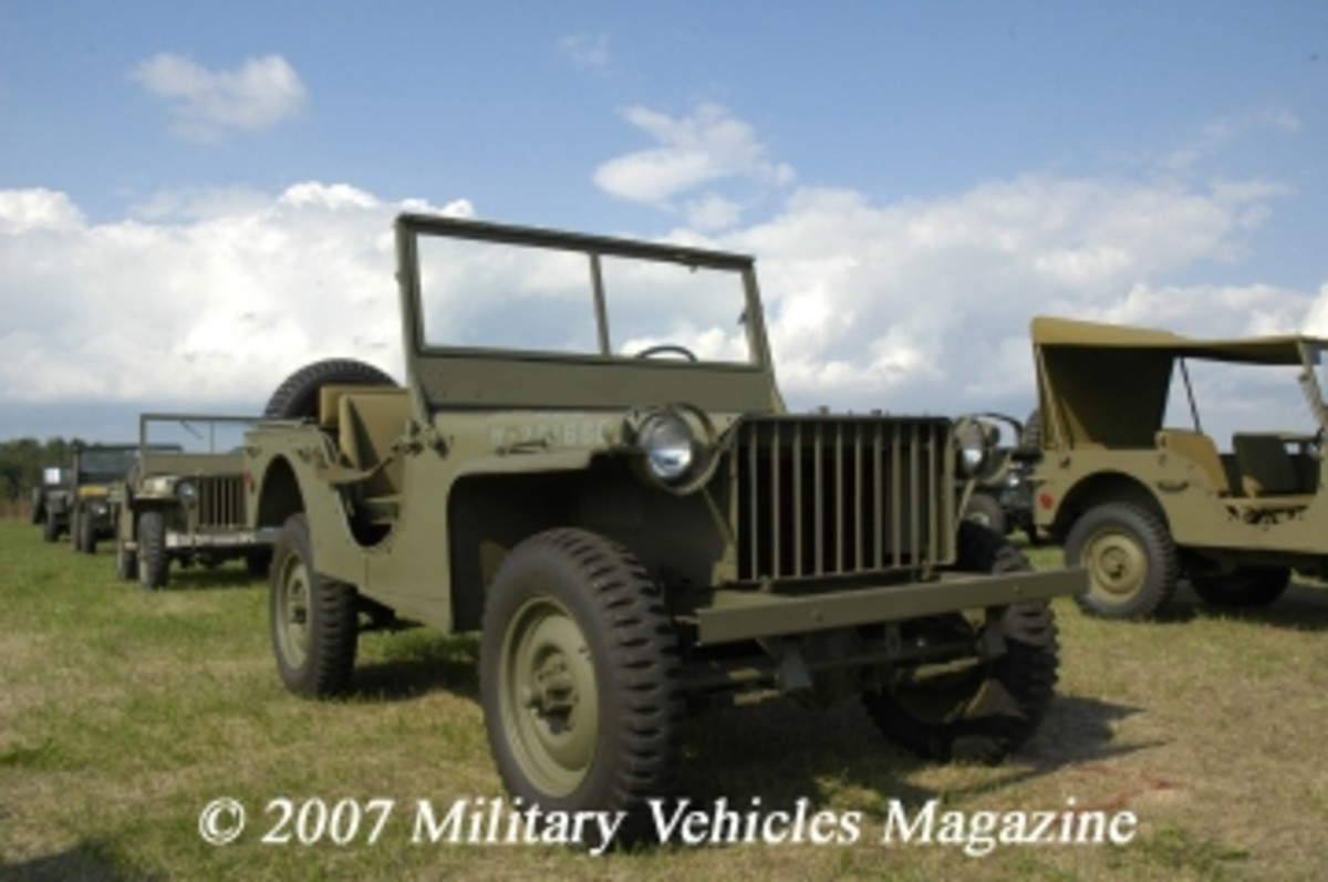 Military Jeeps For Sale >> What Model Military Jeep Military Trader Vehicles