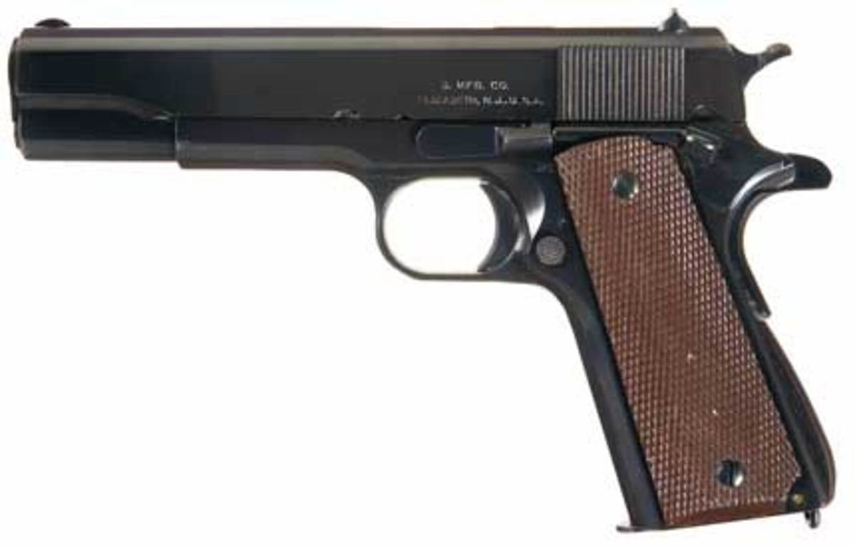 Singer Model 1911A1 Semi-Automatic Pistol