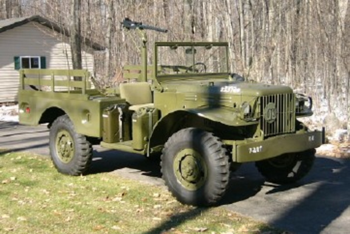 WC-51 weapons carrier