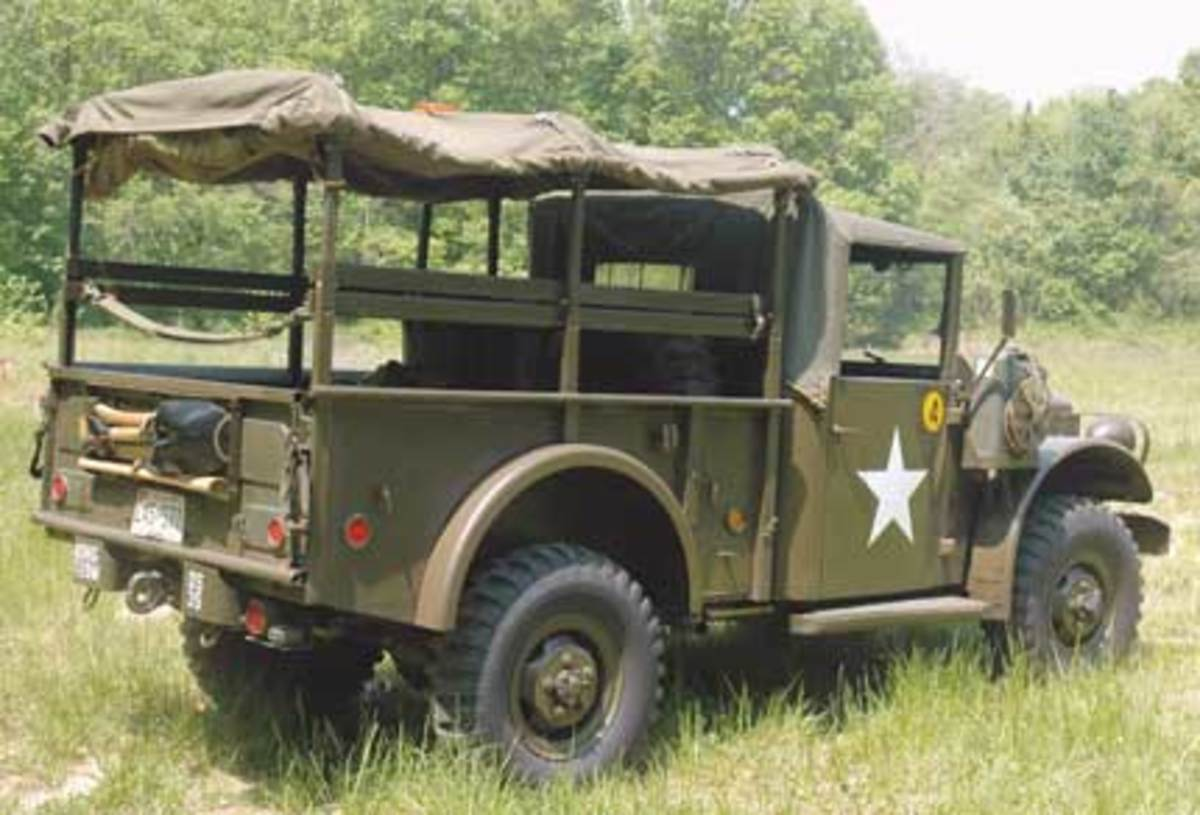 The Dodge M37 3 ​⁄4-ton 4x4 truck (G-741) was Dodge's follow-up to their successful WC Series from World War II. Introduced in 1951, it was used extensively by the United States armed forces during the Korean and Vietnam Wars.