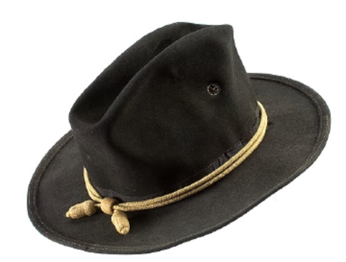 MODEL 1876 CAMPAIGN HAT SELLS FOR $12,650