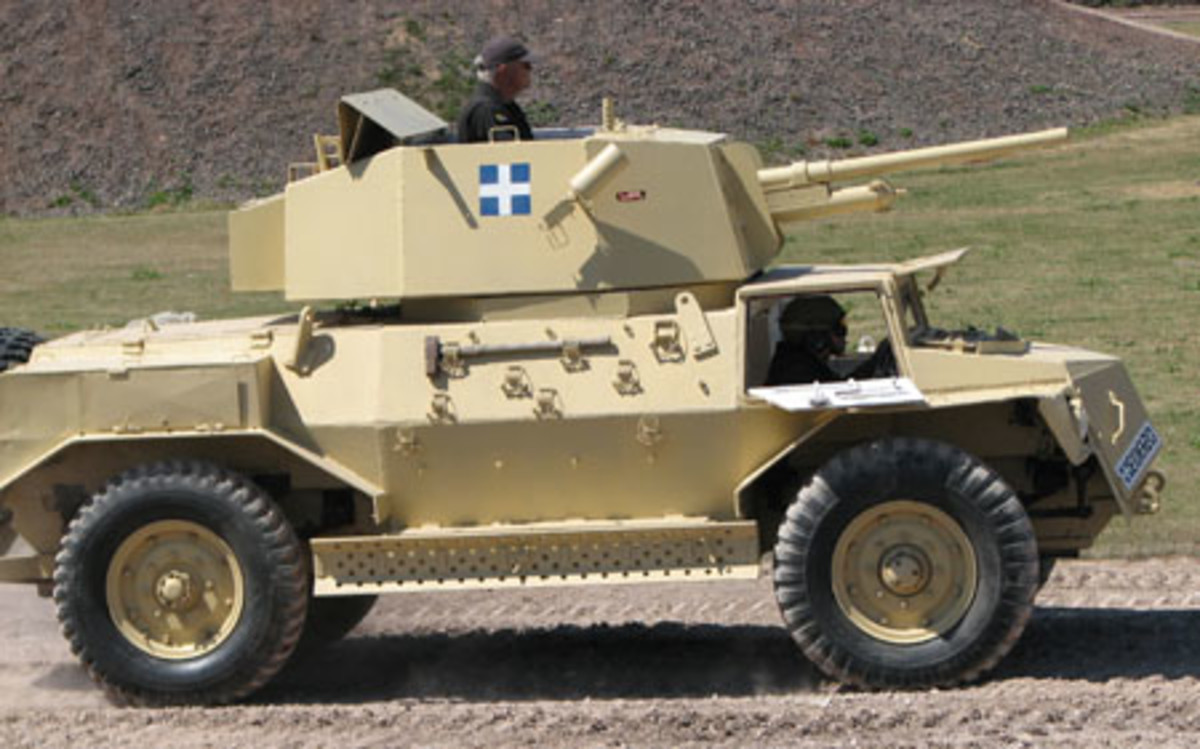 The Mk IV MH was a good solid vehicle and with speeds of up to 50 mph, was well suited to reconnaissance roles. The Mk IV MH looked more substantial than other comparable vehicles, which belied the fact it was only protected by armour plate only 12mm in thickness that still rendered it vulnerable to enemy fire.