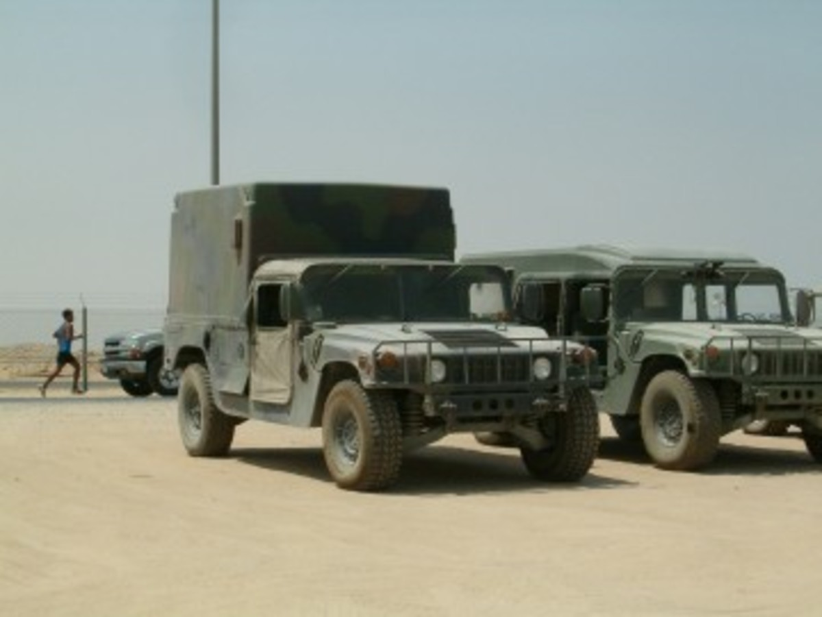 "CARC"" Chemical Agent Resistant Coating - Military Trader/Vehicles"