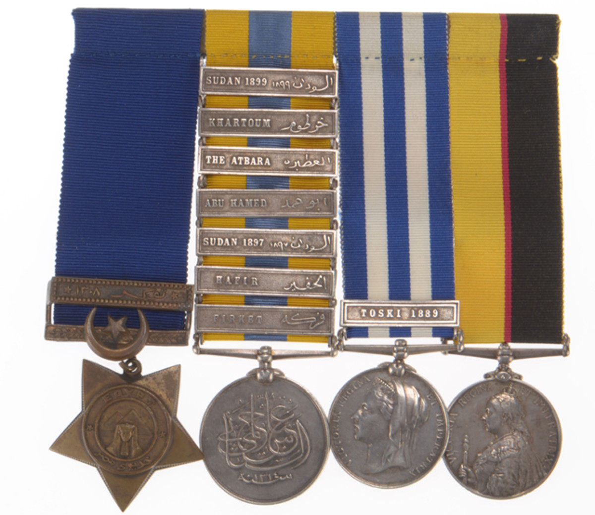 British medal collecting has been popular for about 150 years but has really only caught on in the United States in the last half century. Groups of medals attributed to a single recipient command premium prices both here and across the ocean.