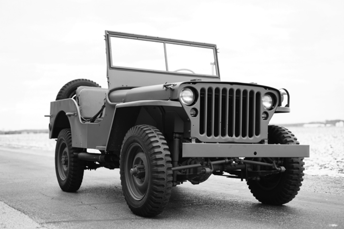Dan found the Jeep retained much of its original character, accessories, and even the engine — though the latter was cracked. Dan sent it to Surplus City Jeeps for repair, thereby keeping the Jeep as original as when the senior John sent it back to the States in 1949.