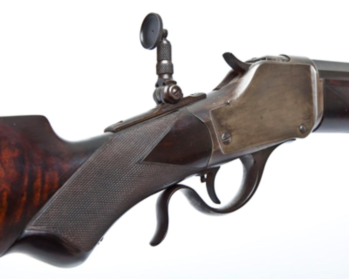 Winchester 1885 High Wall Rifle - .38-55 Cal. ($3,500-4,000)