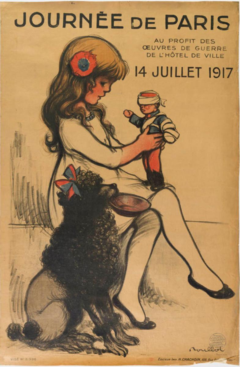 Journee de Paris