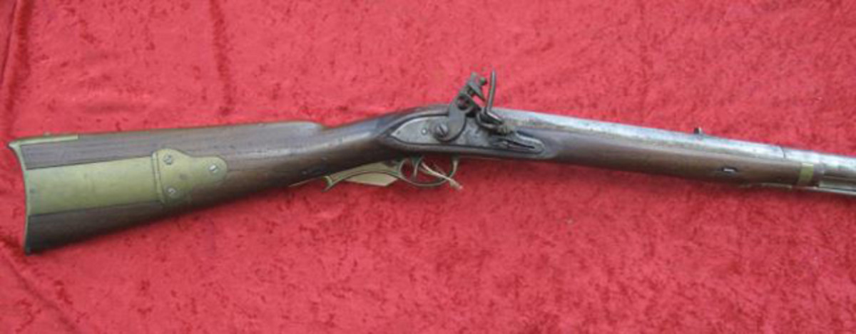 1803 Harpers Ferry Rifle