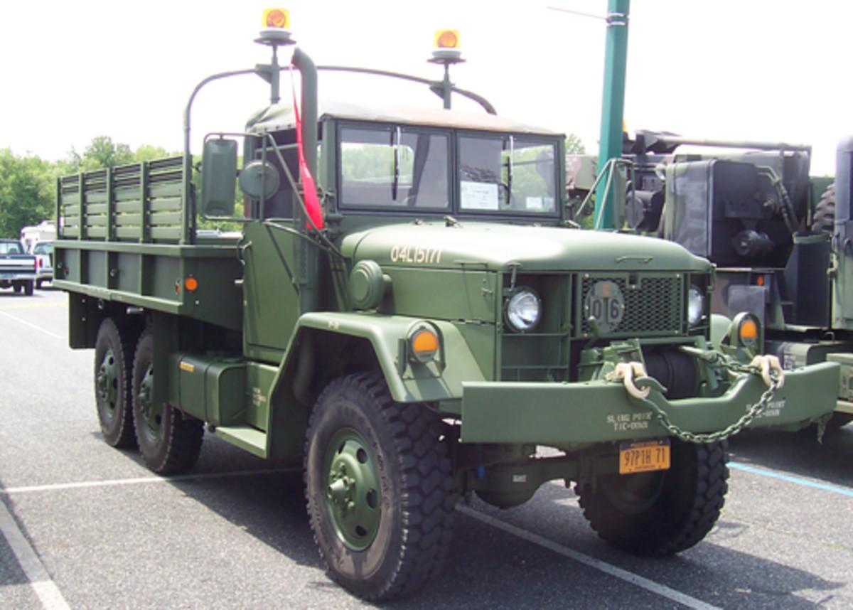 000_61221971 M35A2 cargo truck
