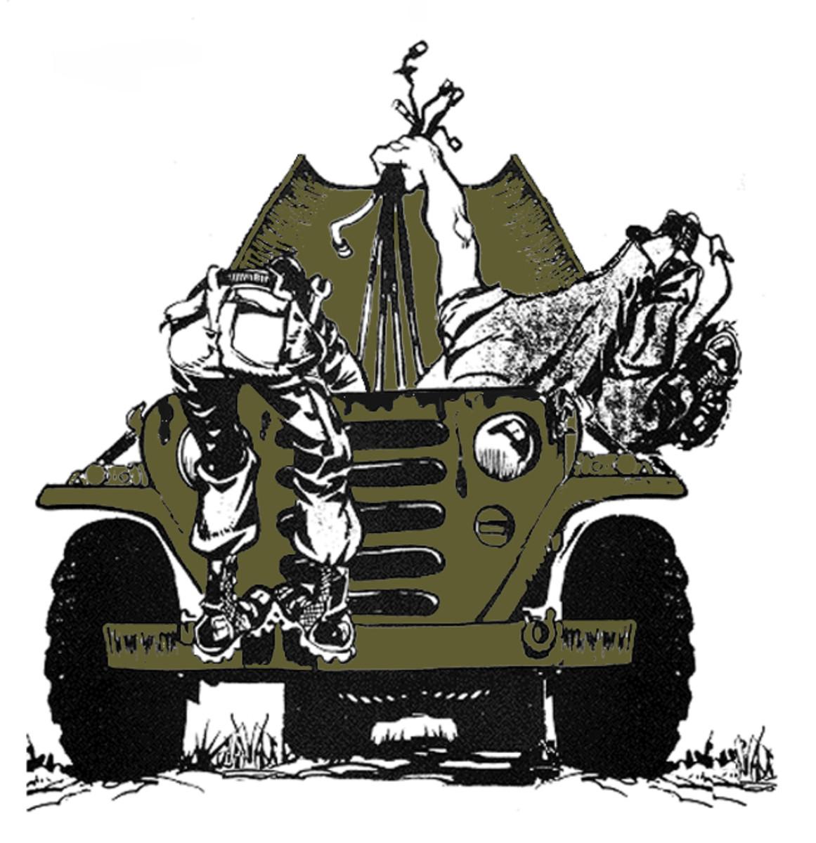 jeep olive