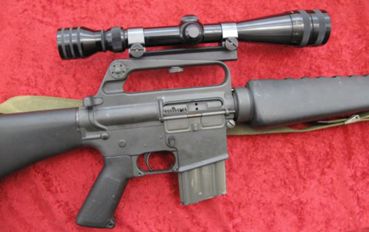 Early Colt SP1AR15
