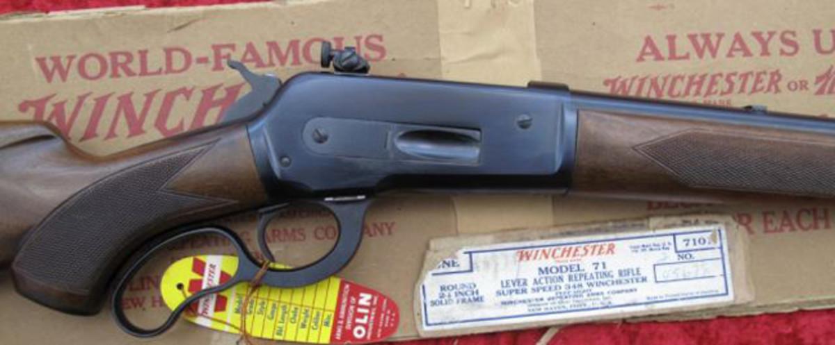 Model 71 Winchester