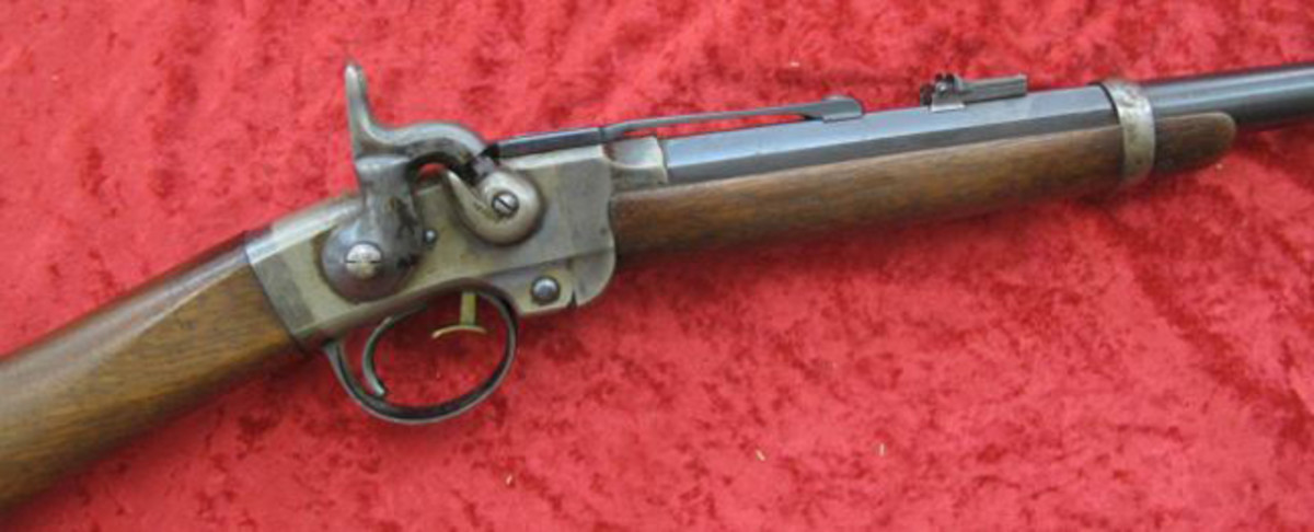 Smith Civil War Carbine
