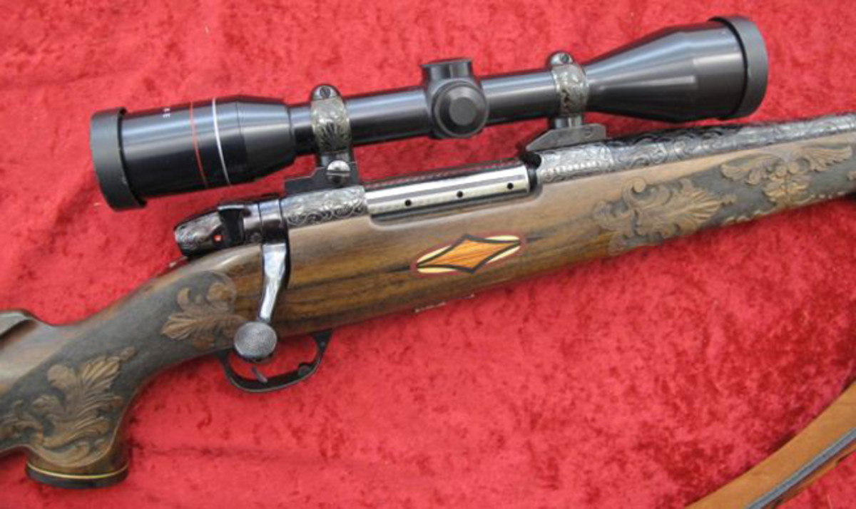 Weatherby Crown Grade