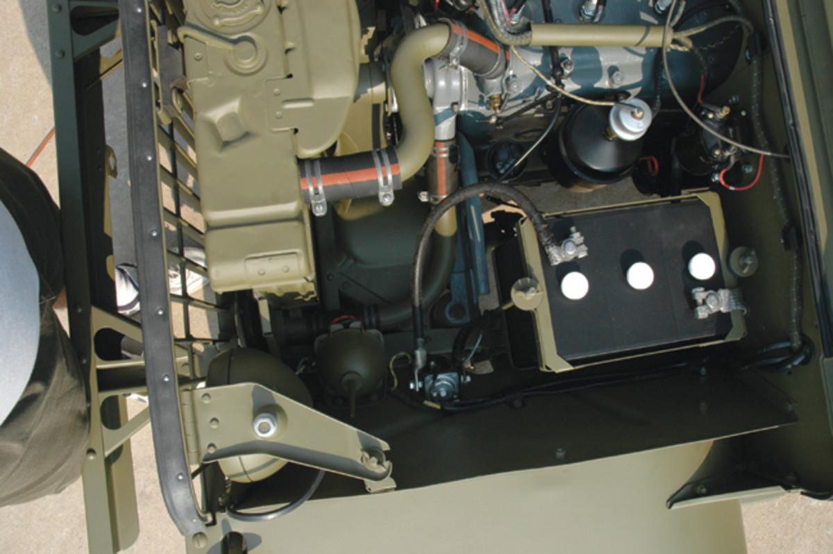 Because most restored military vehicles sit more than they are driven, batteries can fail. You may not have to replace that dead battery—you can try to rejuvenate it first.