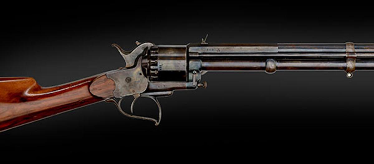 A Near Mint LeMat Carbine