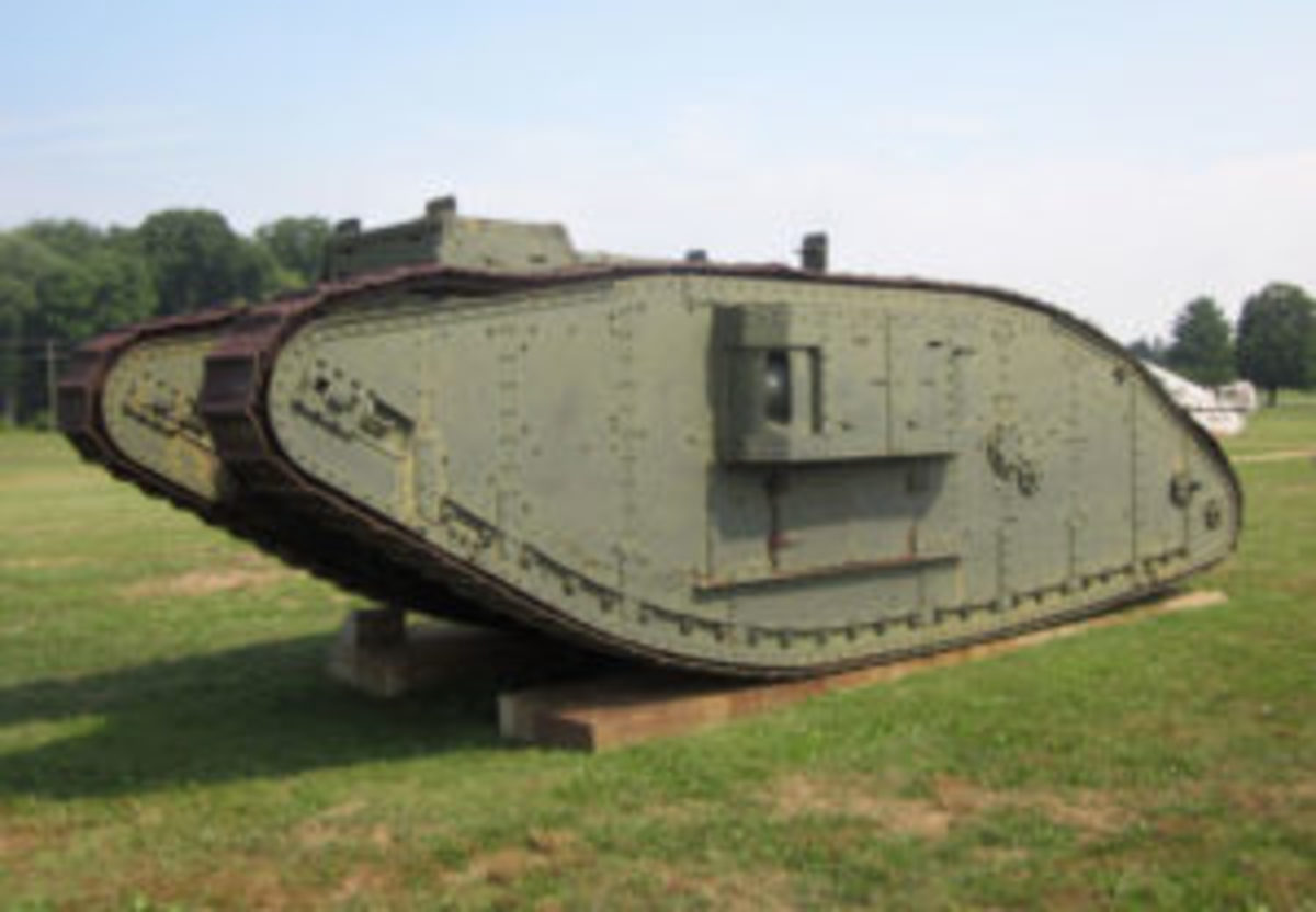 "The British coined the term ""tank"" as a deception."