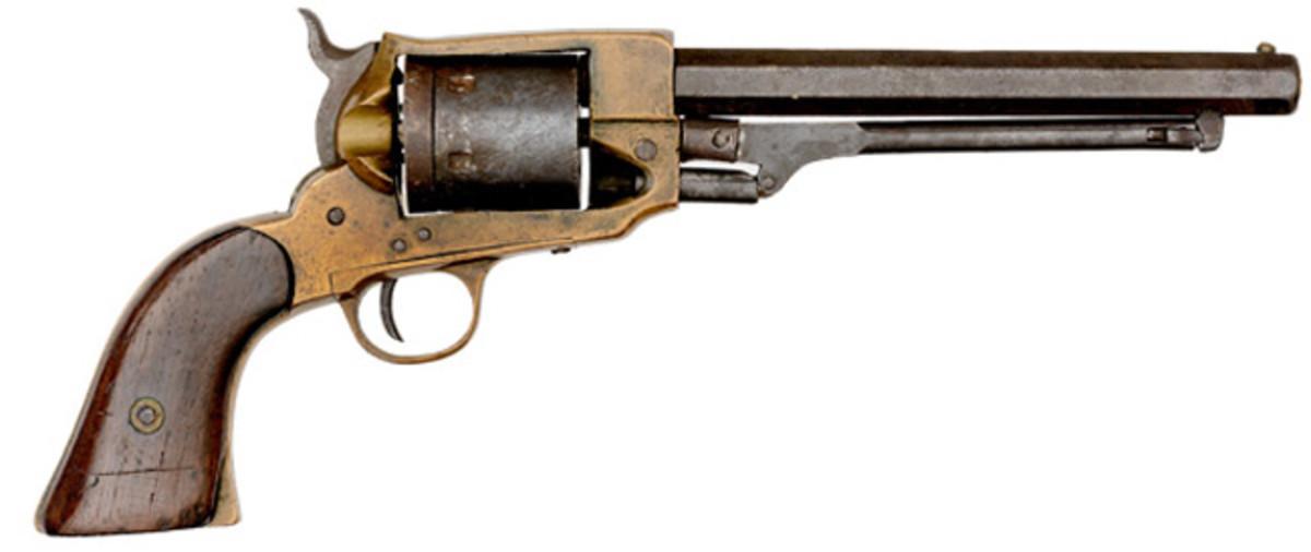 Spiller & Burr Cartridge Conversion Revolver