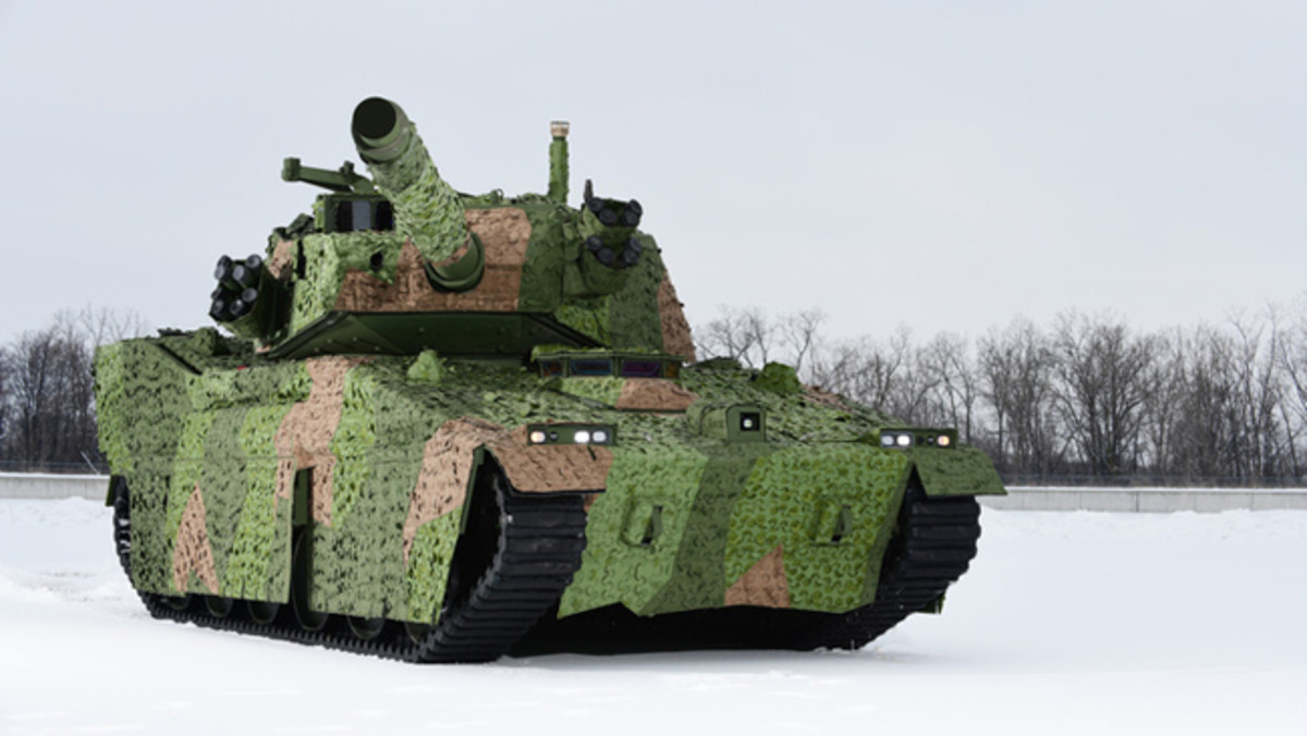 BAE Systems has submitted its proposal to the U.S. Army to build and test the Mobile Protected Firepower (MPF) vehicle for use by the Infantry Brigade Combat Team (IBCT).