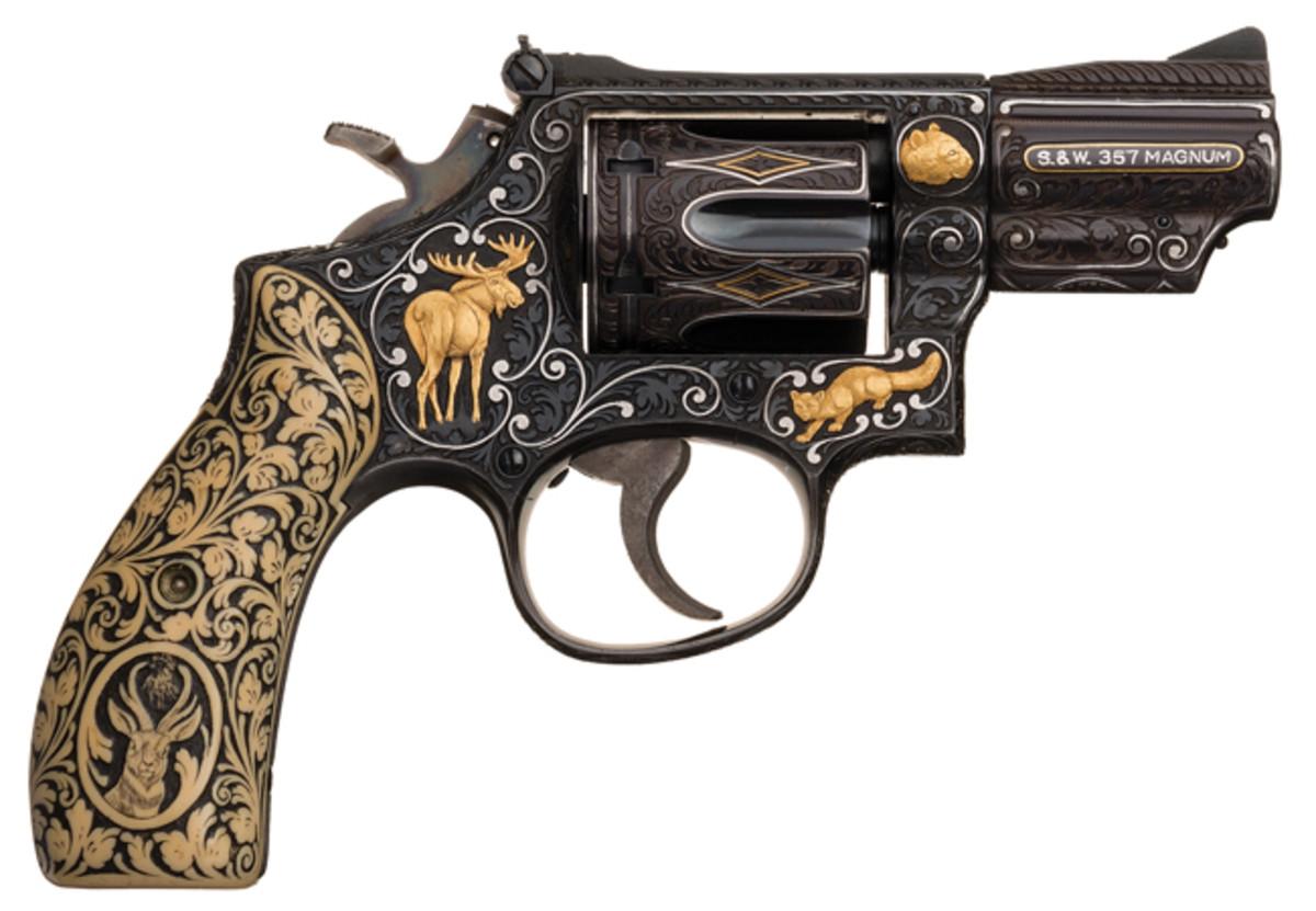 Smith & Wesson 19-2 revolver
