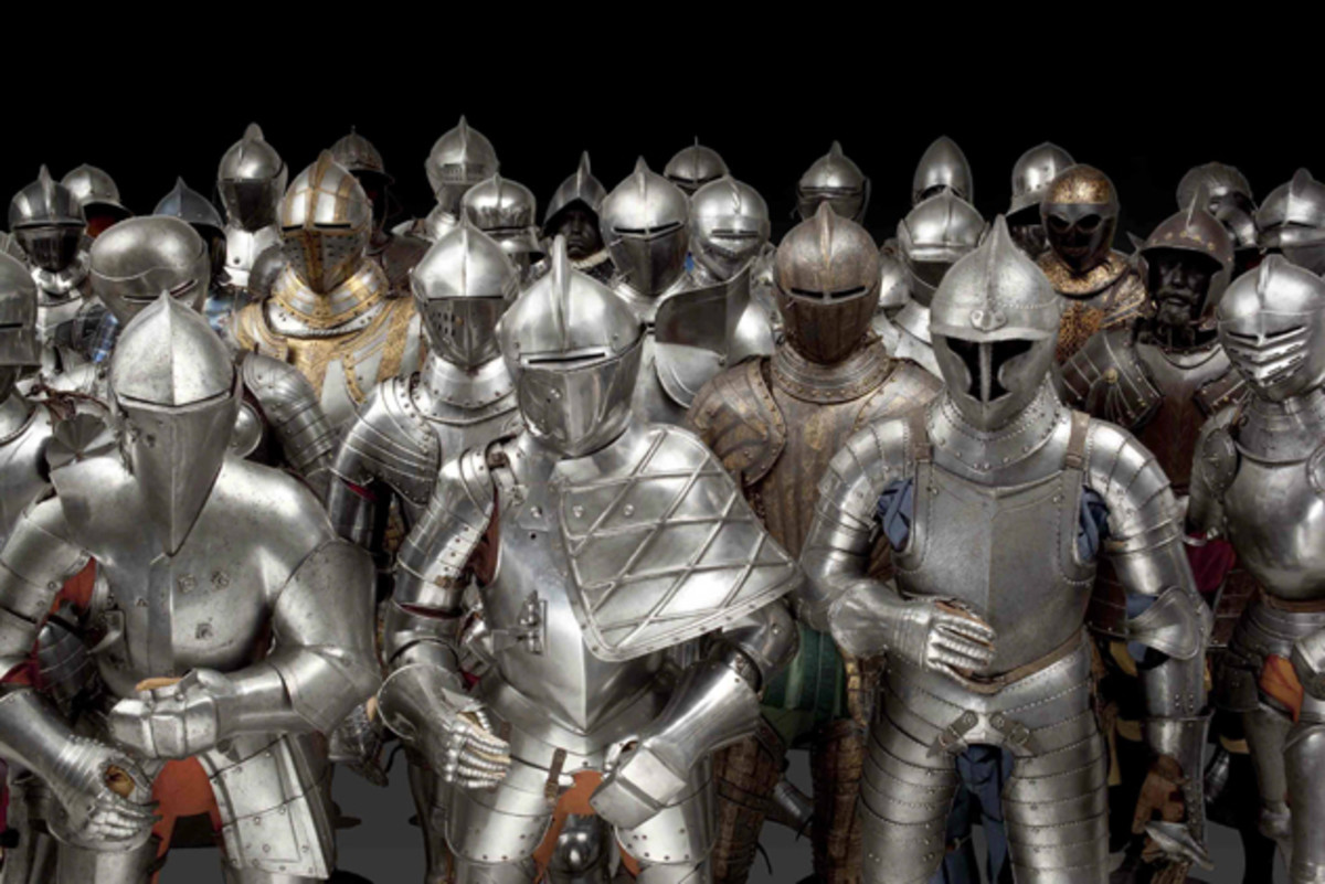 Armour Group, Karsten Klingbell Collection.
