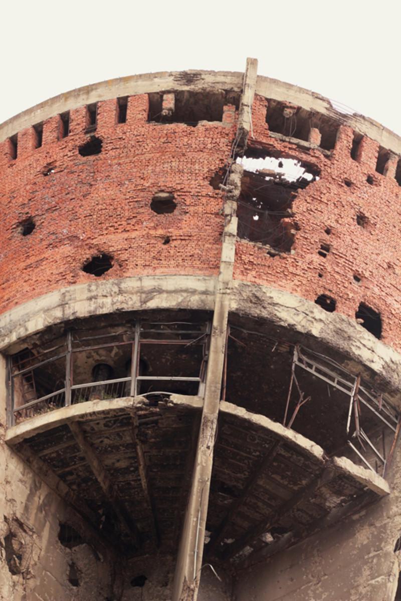 War remains - Vukovar