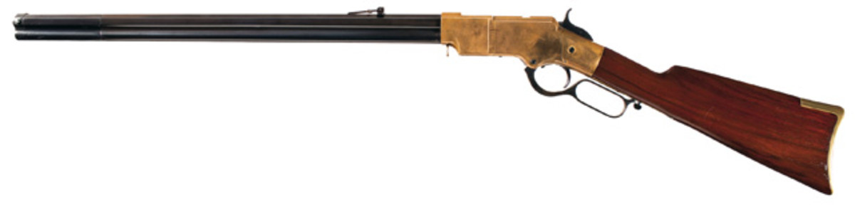 Lot 1: Henry Lever Action Rifle