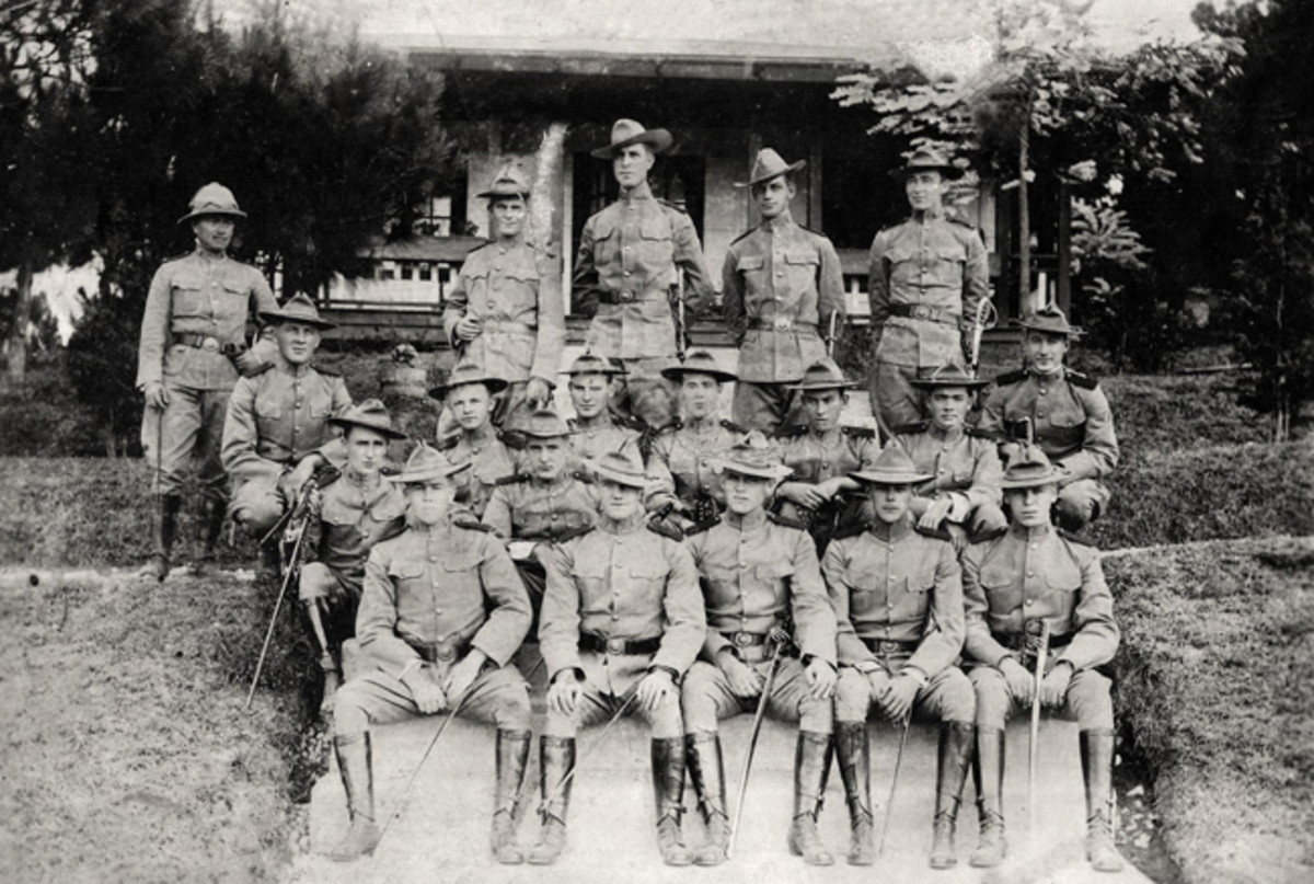 The Philippine Constabulary was a gendarmerie-type police force of the Philippines from 1901 to 1991. It was created by the American colonial government to replace the Spanish colonial Guardia Civil. Its purpose was to maintain peace, law, and order in the various provinces of the Philippine Islands. By the end of 1901, a total of 180 officers had been commissioned. The Constabulary assisted the United States military in combating the remaining irreconcilable revolutionaries following the capture of General Emilio Aguinaldo and his pledge of allegiance to the United States. This phase of the Philippine–American War ended in 1906 in Luzon, with the surrender and execution of one of its last remaining generals, Macario Sakay.
