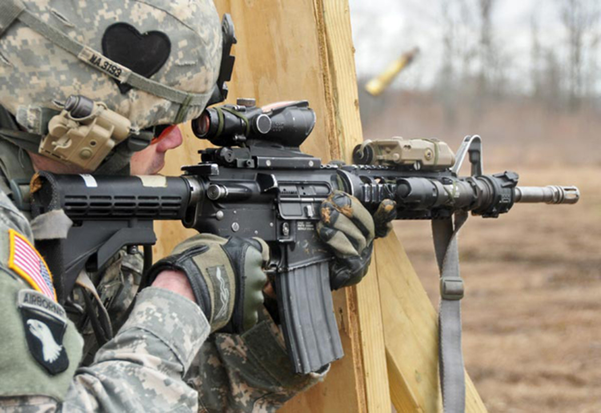 Colt M4 Assault Carbine