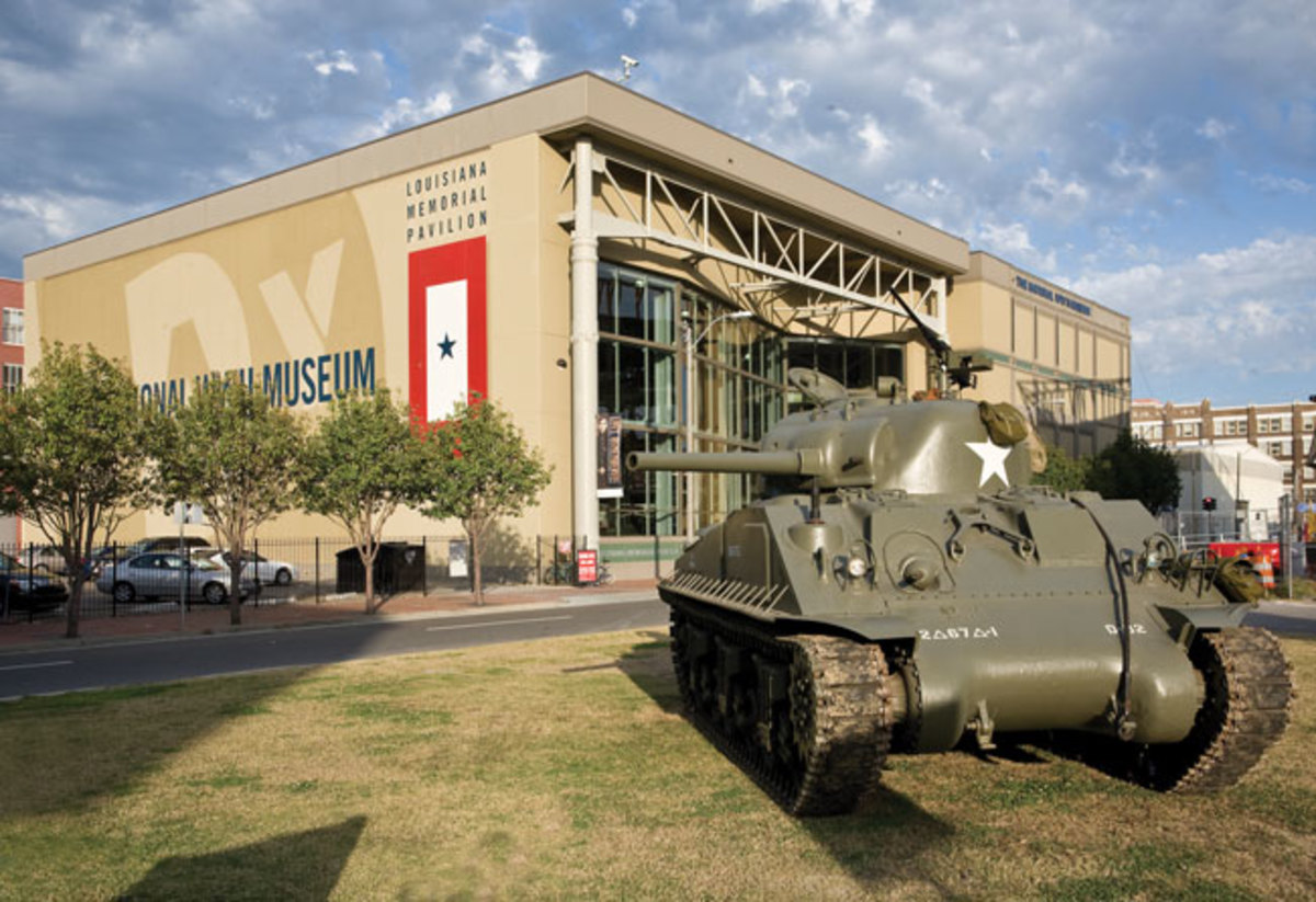WWII-National-Museumc