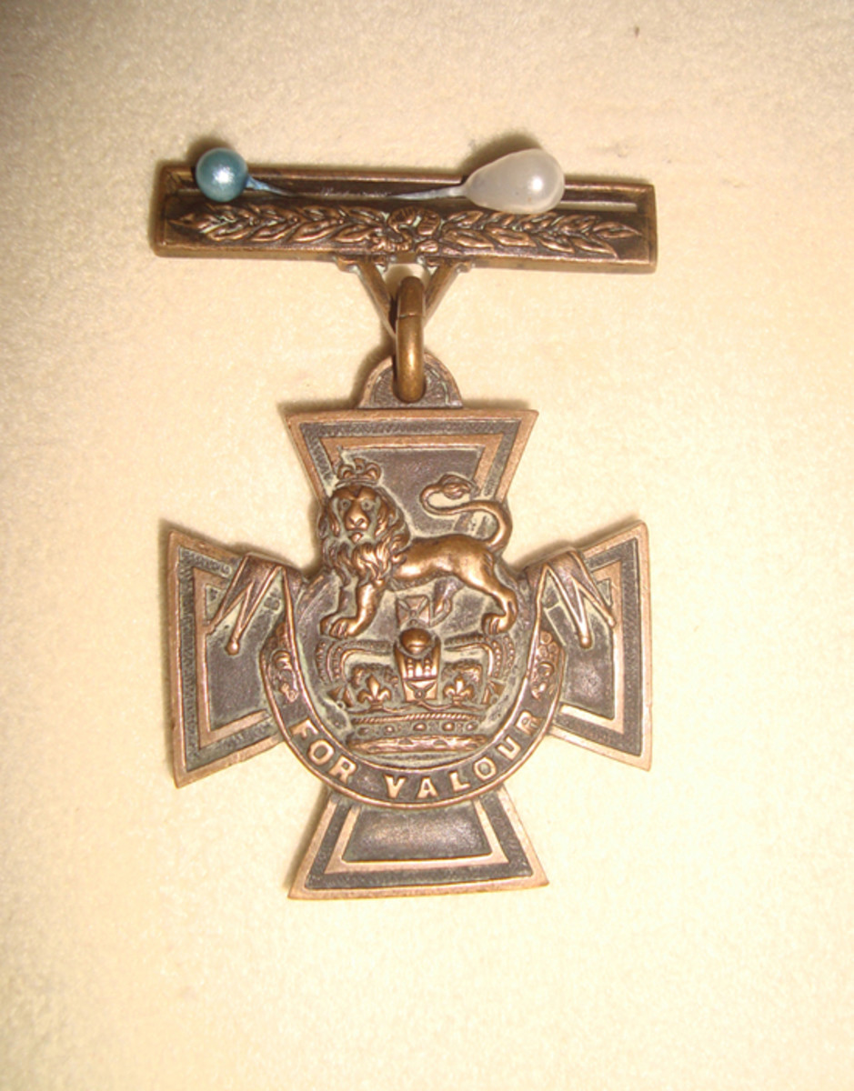 Sepoy Khan was awarded Victoria Cross for his gallantry, promoted to the rank of a Subedar, and awarded land in fertile Mandi Bahauddin. His Victoria Cross is retained by family members who still manage the land.