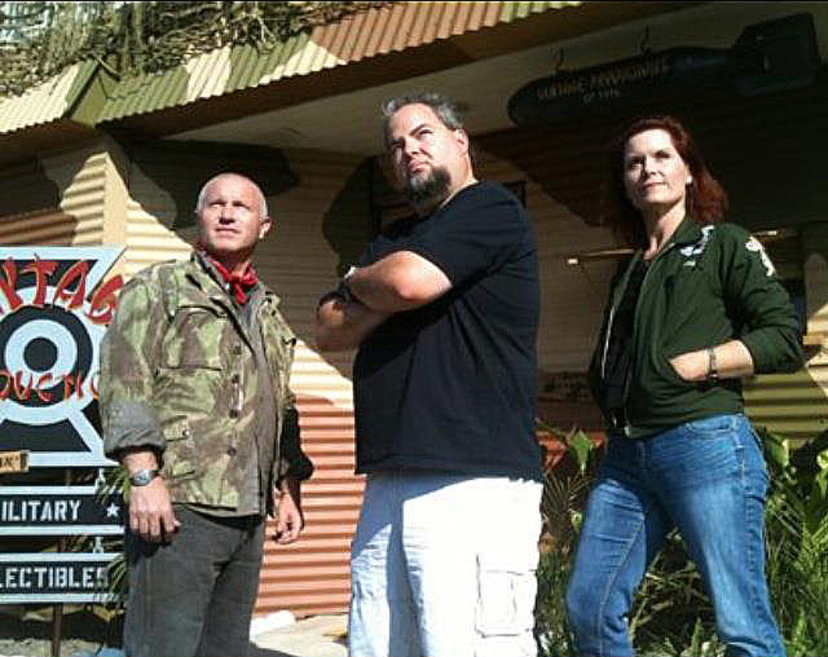 Bob Chatt of Vintage Productions, just wrapped up the first season of Combat Cash for the Discovery Channel.