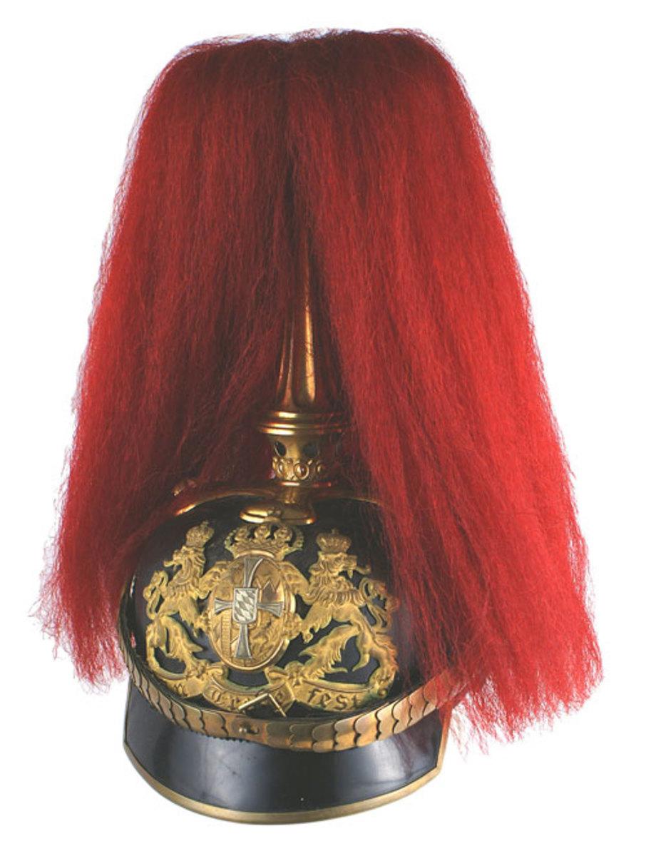 Bavarian-helmet
