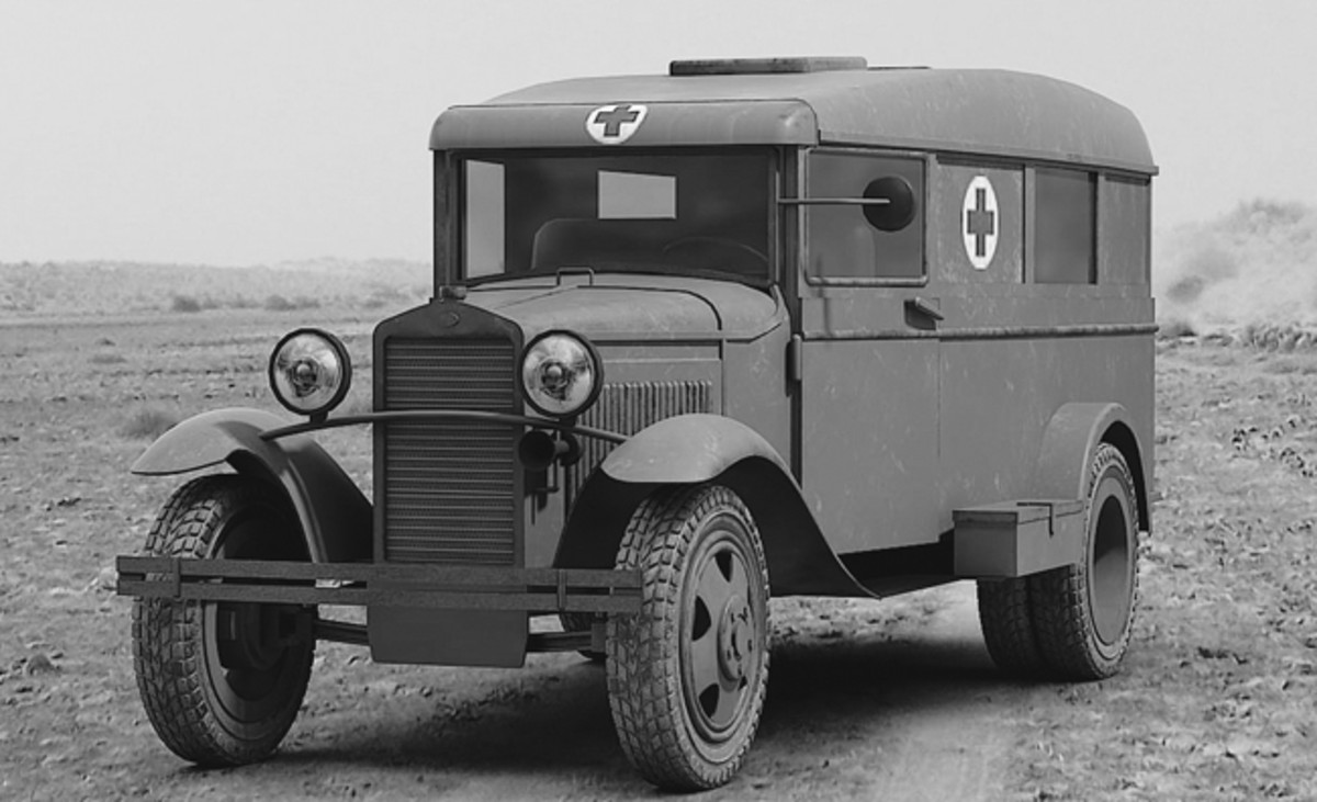 The resemblance of the GAZ to the Ford Model AA is neither accidental nor coincidental, because they were based on the Ford-licensed AA.