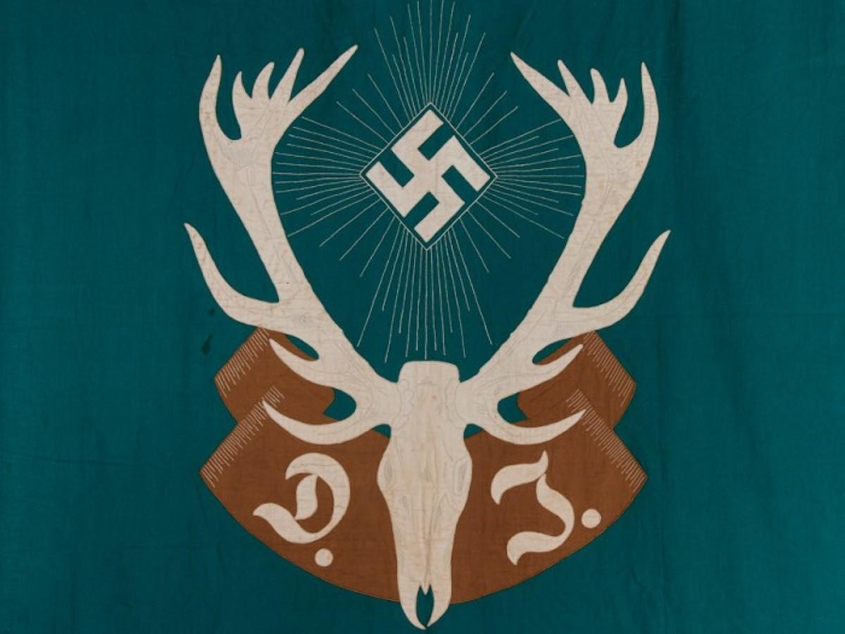 Deutsche Jägerschaft Banner