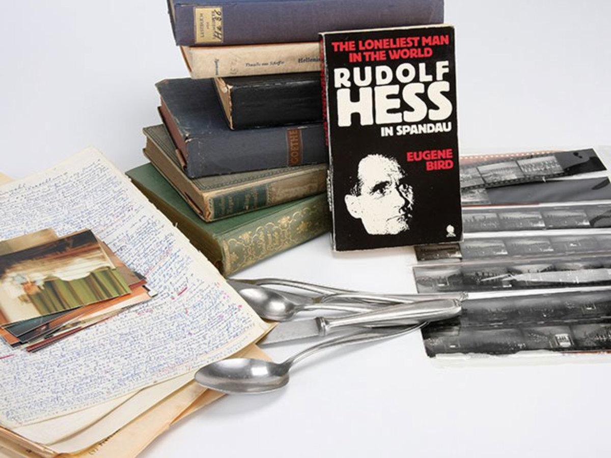 Rudolf Hess Grouping. Listing # 1302.
