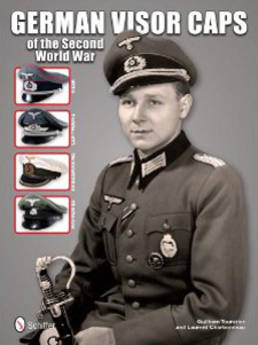 German Visor Caps