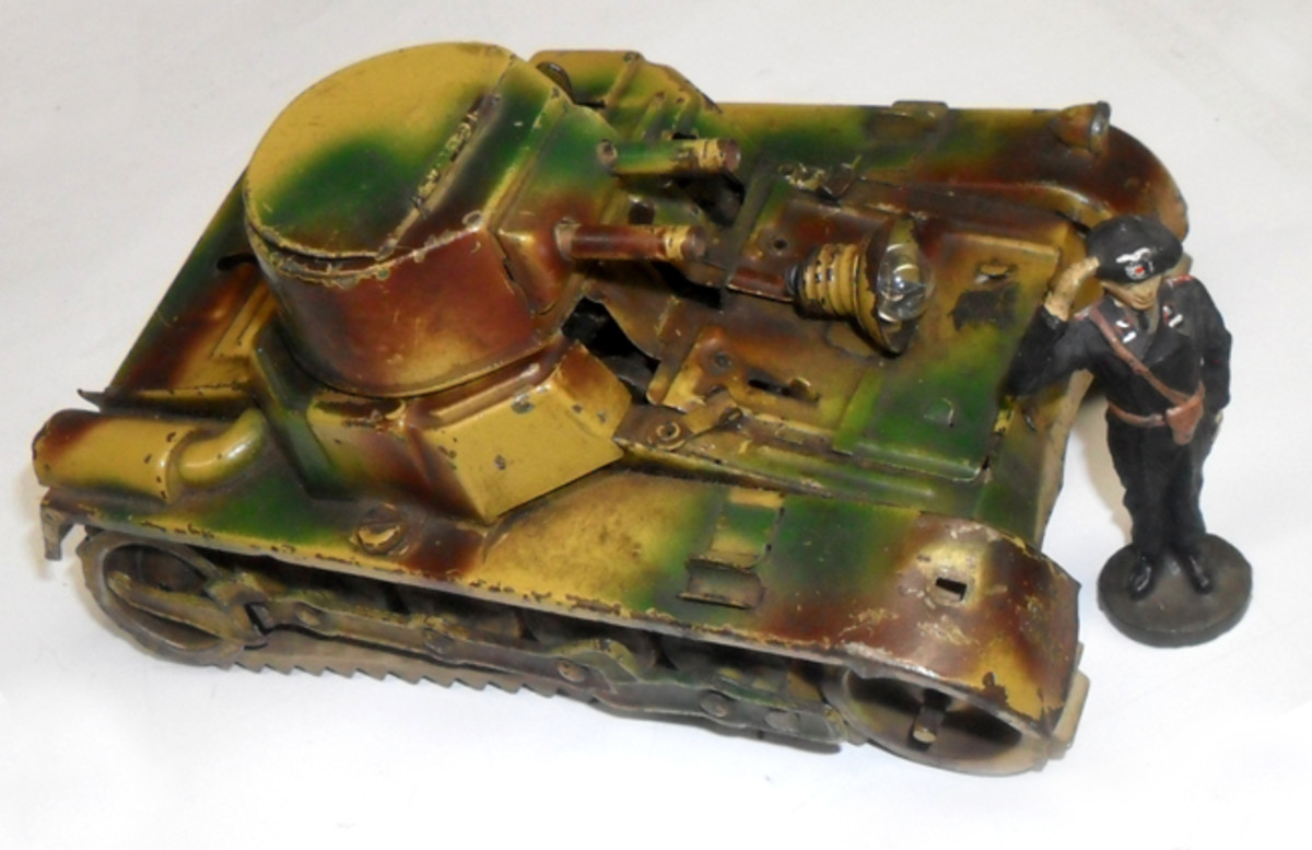 MT5 PANZER I BY LINEOLweb