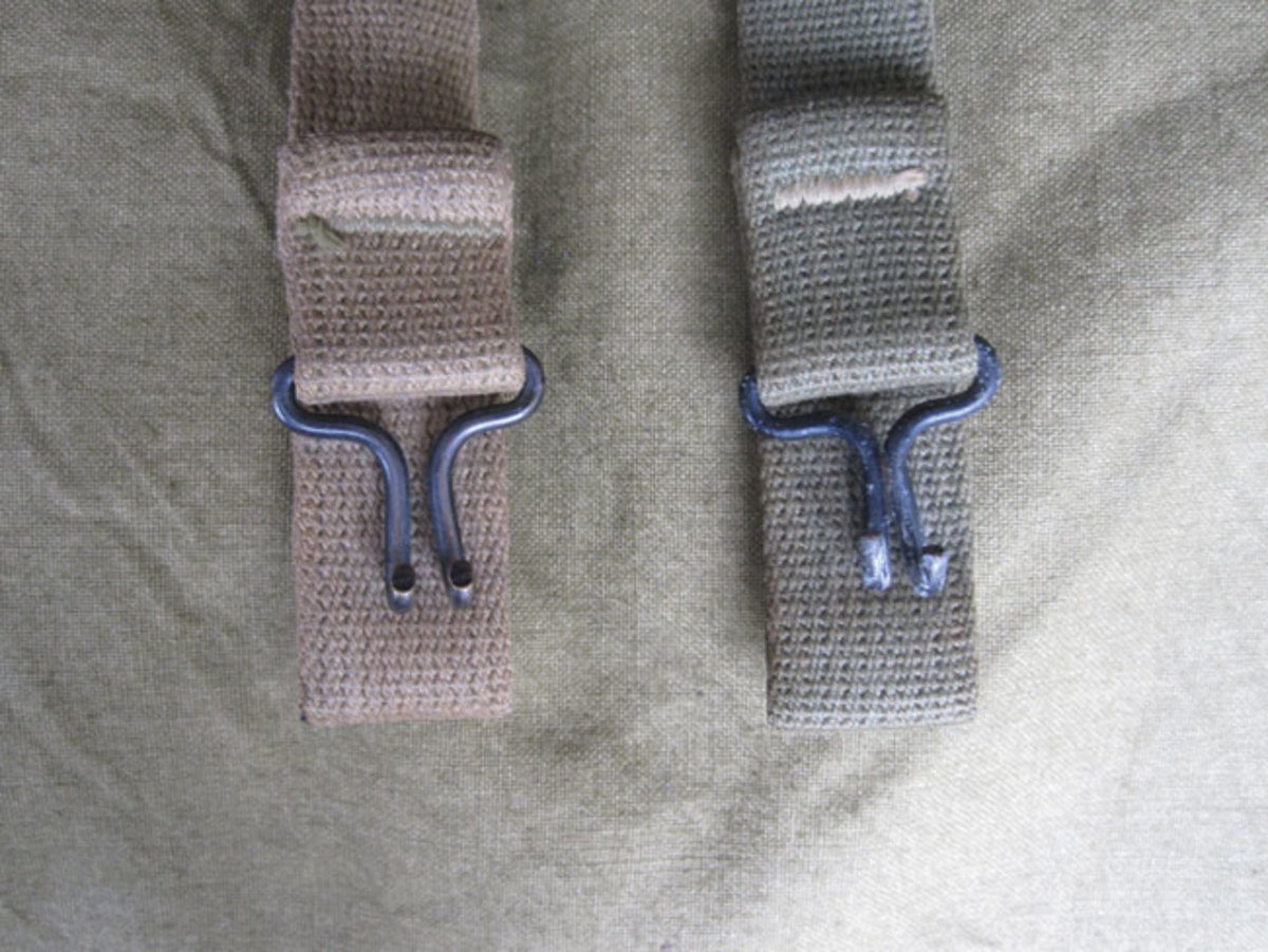 The chin strap hook underwent the same material and finish changes as the buckle and securing cap at the same time.