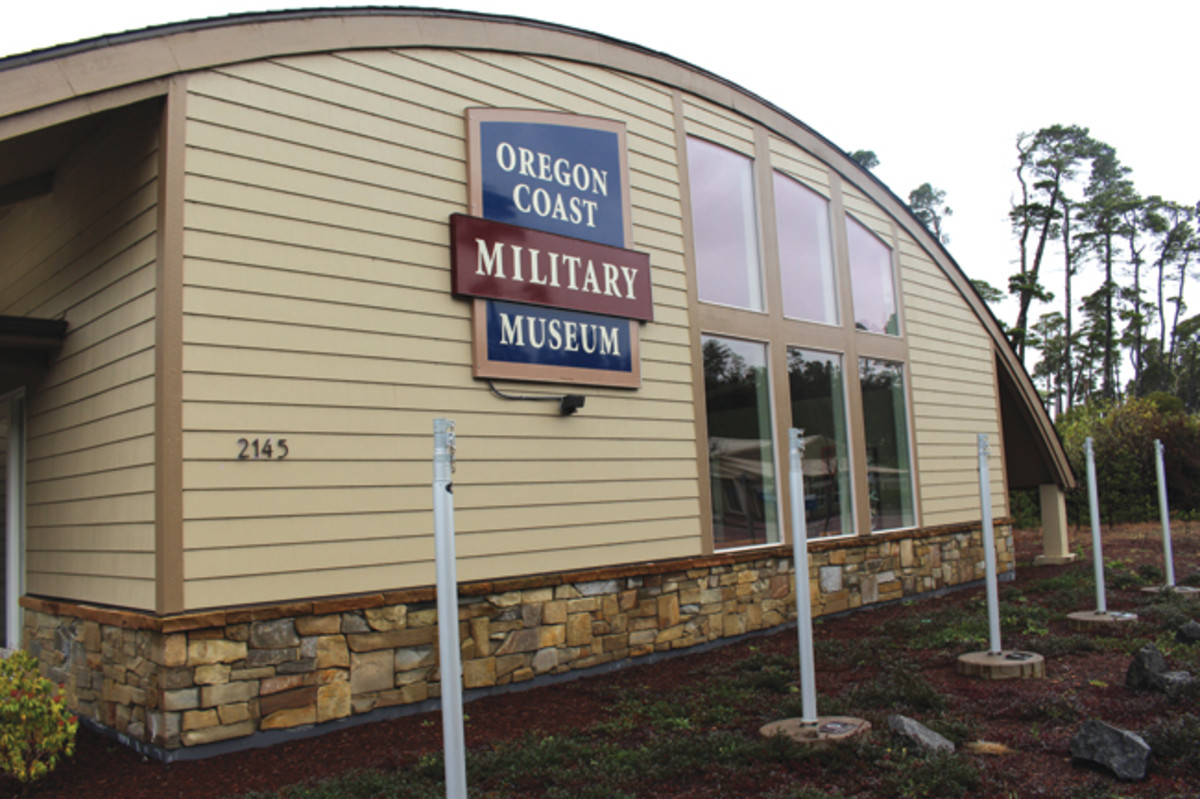 It took a seven-year effort for several members of the Oregon Central Coast Military Vehicle Group, an MVPA affiliate, to build and open the Oregon Military Museum in Florence on the Oregon coast.