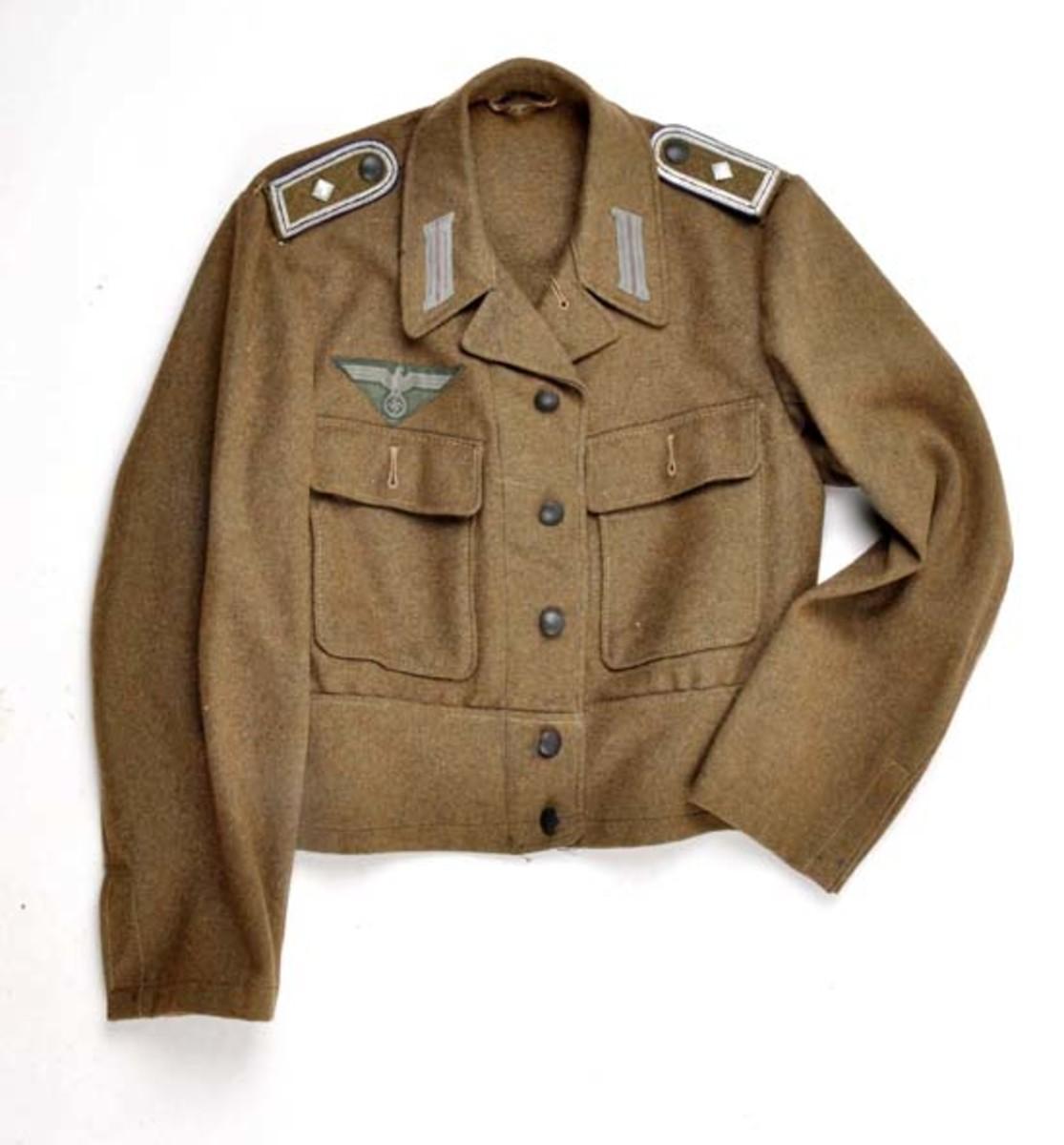 Nazi German M44 Field Blouse