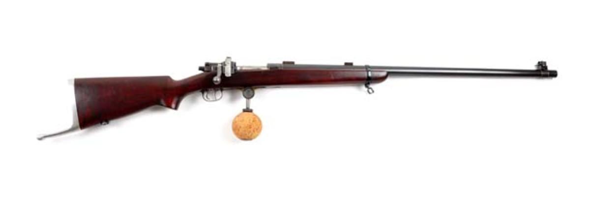 Doc. Springfield Model 1903 Int. Match Rifle