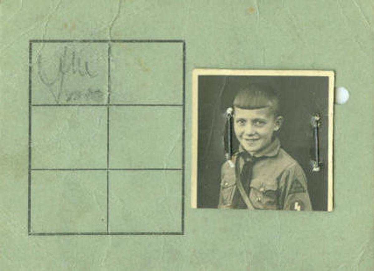 Figure-2 DJ Provisional ID Card Reverse