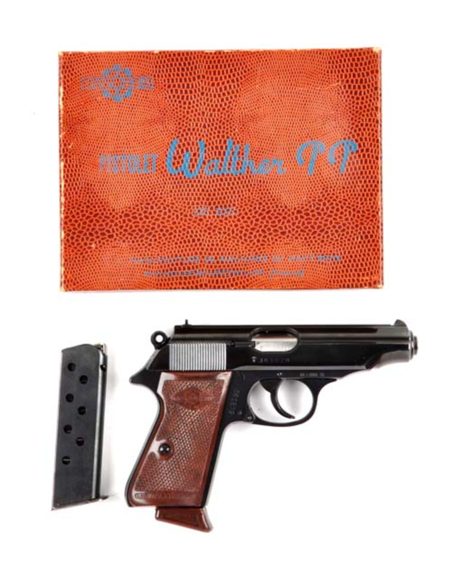Boxed French Manurhin Walther PP Pistol